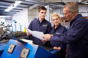 Rekvalifikační kurz Programátor CNC strojů