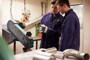 Rekvalifikační kurz Obsluha CNC strojů
