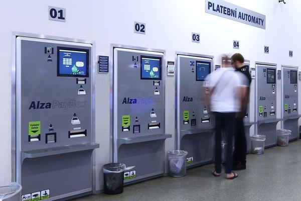 Alza.cz PayBoxy. Zdroj: Alza.cz