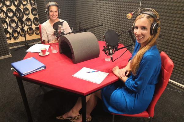 Pavla Pavlíková, INNERGY, hostem podcastu HR News
