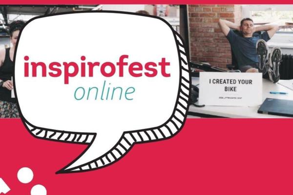 Humancraft: Inspirofest online - 4. 11. 2020